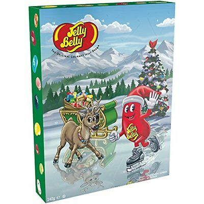 Jelly Belly Adventskalender (240g)