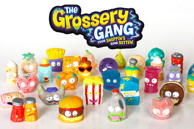 NEW Lot of 12pcs Random The Grossery Gang Kids Toys NO DUPLICATES-SHIP FROM USA