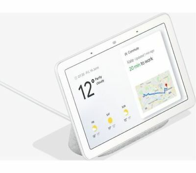 GOOGLE Home Hub with Google Assistant -Hands Free Help at Home,Brand New Sealed