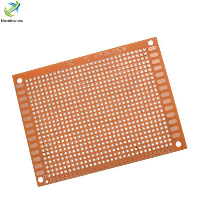2PCS X 7 x 9 cm DIY Prototype Paper PCB For Universal Board prototyping pcb