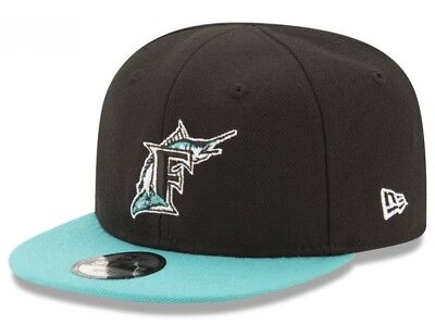 New Florida Marlins New Era MLB Infant My First 9Fifty Snapback Hat Cap Baby