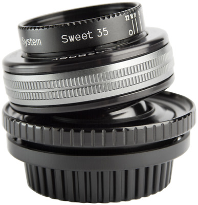 Lensbaby Composer Pro II PL incl. Sweet 35 Optic NEW
