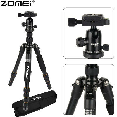 Zomei Q666 Magnesium Aluminum Light Weight Portable Travel Tripod w/ Ball Head B