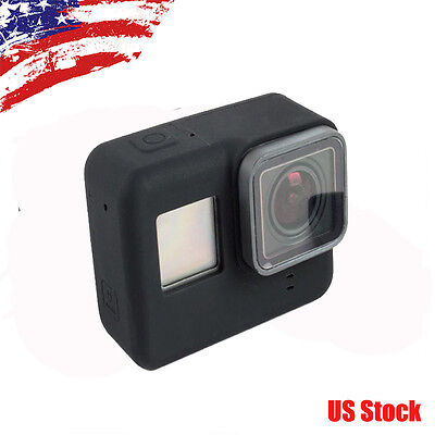 GoPro Accessories Hero 7 Silicone case skin for GoPro Hero 5 6 7 Black