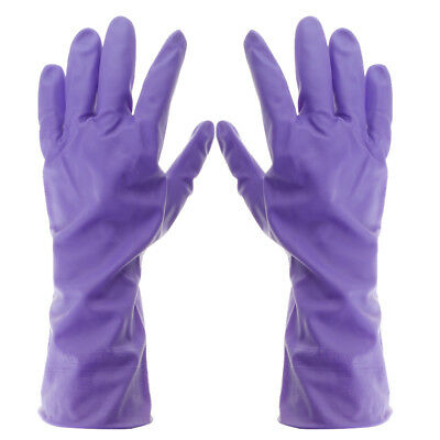 Rubber Gloves Kitchen Cleaning Gloves Household Dishwashing Waterproof