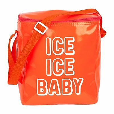Sunnylife Beach Cooler Bag Small | Neon Orange