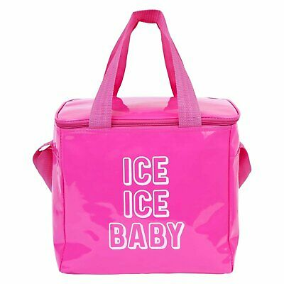 Sunnylife Beach Cooler Bag Large | Neon Pink