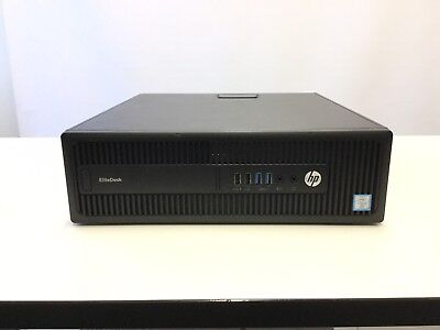 HP EliteDesk 800 G2 6th Generation i5-6500 @ 3.20GHz 8GB 240GB SSD w/ WIN 10 PRO