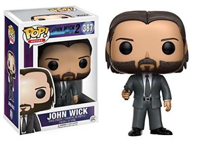 FUNKO-POP! MOVIES: JOHN WICK:CHAPTER 2-JOHN WICK WIT (Importación USA) ACC NUEVO