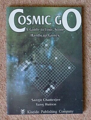 Cosmic Go - A Guide to Four-Stone Handicap Games - go, weiqi, baduk