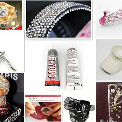 B-7000 MultiPurpose Industrial Adhesive Jewelry Craft Rhinestone Glass Glue AZ