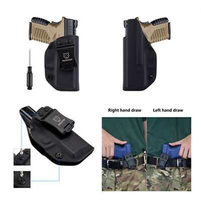 IWB KYDEX HOLSTER Fits Springfield XD-S 3 3