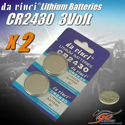 2 x CR1225 Lithium 3 volt Coin Battery Local Stock 3v 50mAh same as Duracell DL1