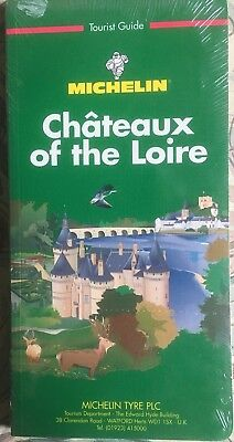 New & Collectable: Michelin Green Guide To Chateaux Of The Loire, 1996. Unopened