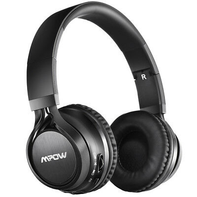 Mpow Thor Bluetooth Headphones 40mm Driver Wireless Headset Foldable with Mic