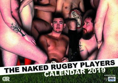 The Naked Rugby Players Calendar 2019 - Supporting Balls To Cancer Charity