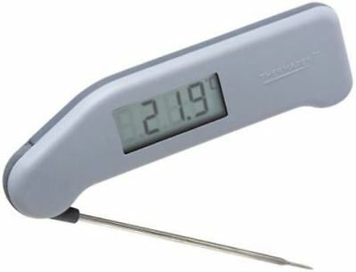 Instruments Direct 231-207 Digital Thermometer, 1 Input Handheld, K Type Input W