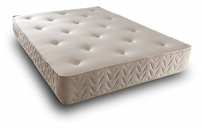Luxury memory foam orthopaedic pocket sprung mattress - ALL SIZES AVAILABLE