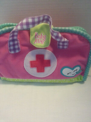 Baby Alive get well medical bag / completed