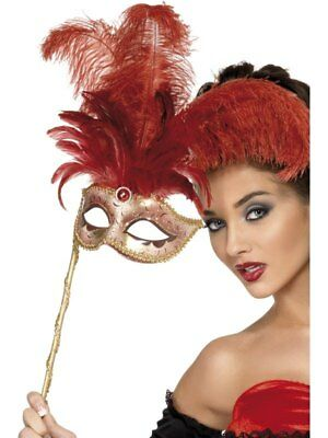 Sexy Baroque Fantasy Eyemask Ladies Fancy Dress Costume Party Mask Accessory