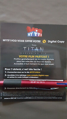THE TITAN en digital à télécharger