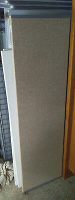 office desk divider partition screen with fitting