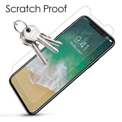 Tempered Glass Screen Protector For Apple iPhone 7 & 7 Plus - 100% Genuine UK