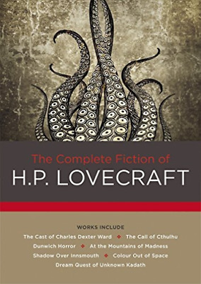 Lovecraft, H. P.-Complete Fiction Of H.P. Lovecraft (US IMPORT) BOOKH NEW