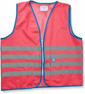 (TG. Taille M (8-10ans)) Rosa Wowow 011298 Gilet Allegro, M, Rosa (OEL)