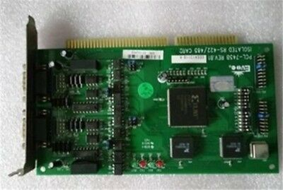 Used 1Pc Advantech PCL-745B REV.B1 RS-422/485 Data Acquisition Card Tested rn