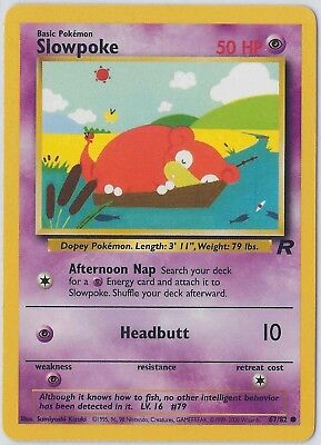 PSYDUCK 65//82 1ST EDITION Common Team Rocket MINT Buy1 Get3 @50/% OFF!
