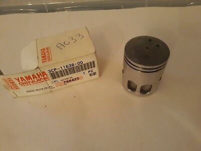 Genuine Yamaha Piston 2nd Oversize 0.50mm 3CP-11636-00 CS50 Jog CW50 YN50 NEOS