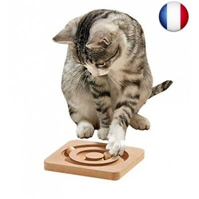 Karlie - Kitty Brain Train Roundabout/47721 - Jeu d'apprentissage pour chat -...