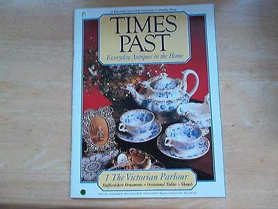Times Past Mag 1 Victorian Parlour Plus Issues 18 & 73