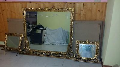 Mirror Mirrow For Dresser And Nightstands Style Empire