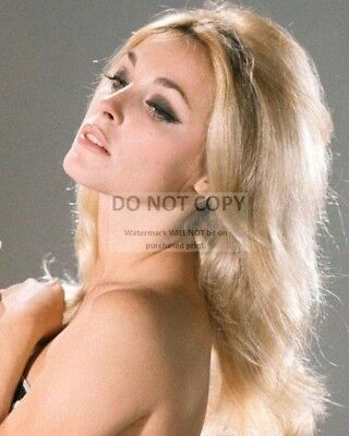 Actress Sharon Tate - 8X10 Publicity Photo (Rt354)