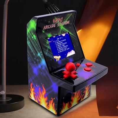8 Bit Mini Classic Arcade Game Cabinet Machine Retro Handheld Video Player Gift