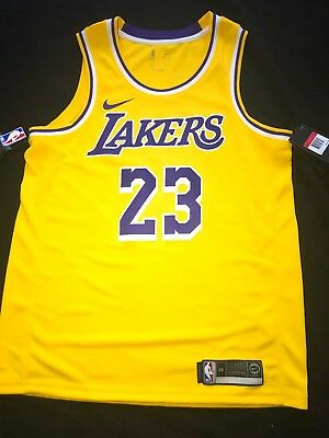 new style 84c14 b11c2 LEBRON JAMES ICON Edition Swingman Jersey (Lakers) Size ...