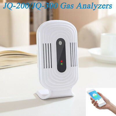 Quality Monitor Digital Detector Formaldehyde Sensor Meter Wifi Gas Analyzers