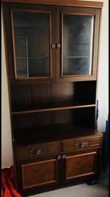 Handmade Antique Wooden Dresser cabinet