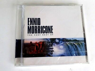 Ennio Morricone The Very Best Of CD Made in UK 2000 Brand New & Sealed
