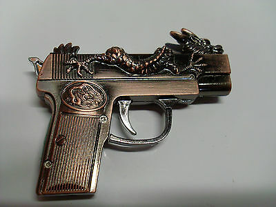 briquet pistolet dragon