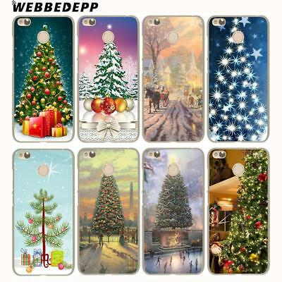 Slim Case For Xiaomi Redmi 4A 5A 5 Plus 6A 6 Note 5 Christmas Cover N4370