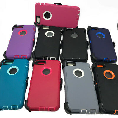 NEW For iPhone 6/6s & iPhone 6/ 6s Plus Case Cover Clip fits Otterbox Defender