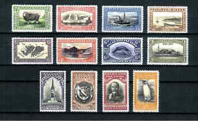 FALKLAND ISLANDS full set  1833 - 1933 Stamps FALKLAND ISLANDS