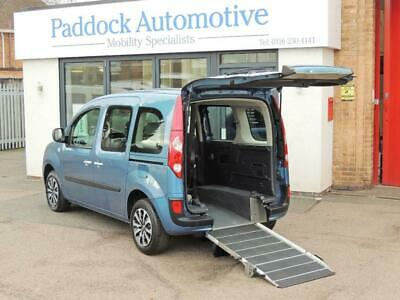 Renault Kangoo 1.5DCi Expression Disabled Wheelchair Adapted Vehicle WAV