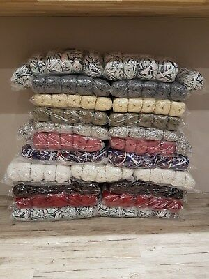 BIG BUNDLE KNITTING CROCHET WOOL/YARN BALLS 1000g RANDOM MIXED JOBLOT WHOLESALE
