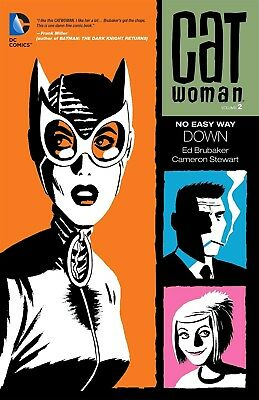 CATWOMAN Vol 2: NO EASY WAY DOWN. DC Comics. TPB, graphic novel. Batman