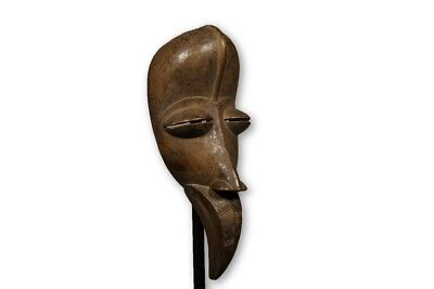"Dan Kran Bird Mask 17.5"" - Ivory Coast"