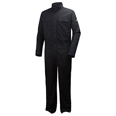 Helly Hansen Workwear lavoro Overall Sheffield Montage Overall, Nero, (PHD)